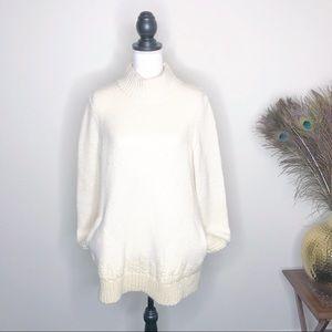 Sleeping on Snow Wool and Alpaca Blend Sweater